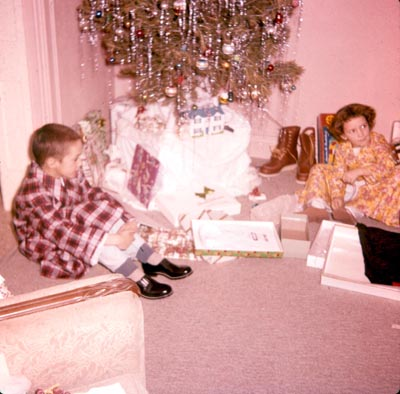 History: Residents Remember Christmas of Years Past
