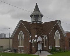 Scandinavian Seventh Day Adventist Church, North Omaha, Nebraska