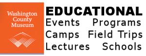 washington county museum logo