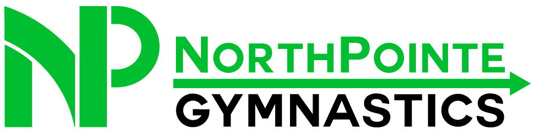 NorthPointe Gymnastics Logo