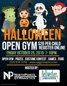 Halloween Party @ NorthPointe Gymnnastics