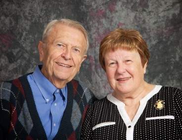 Rev. Charles & Rev. Nancy Bauer-King
