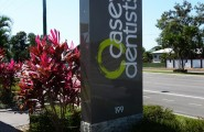 Casey Dental Townsville Sign