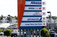 Townsville Airport Pylon Sign