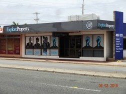 Explore Proerty Mackay shop fitout by Townsville sign installer