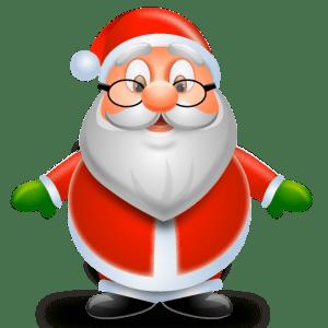 Santa is legit