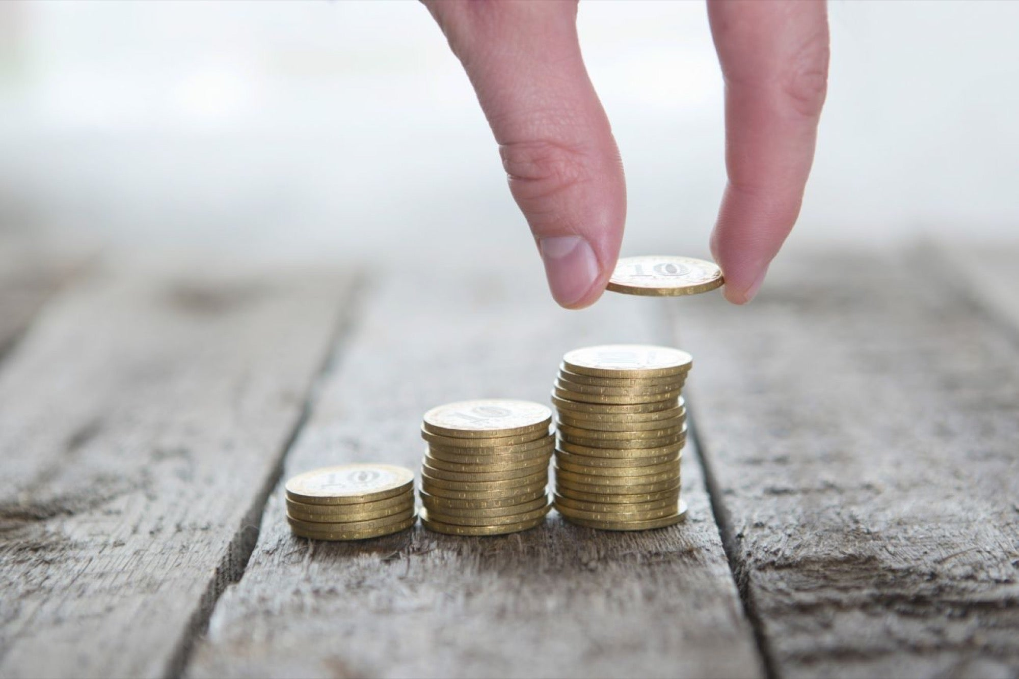 If you have more time than money nowadays, you can optimize that free time by saving more.