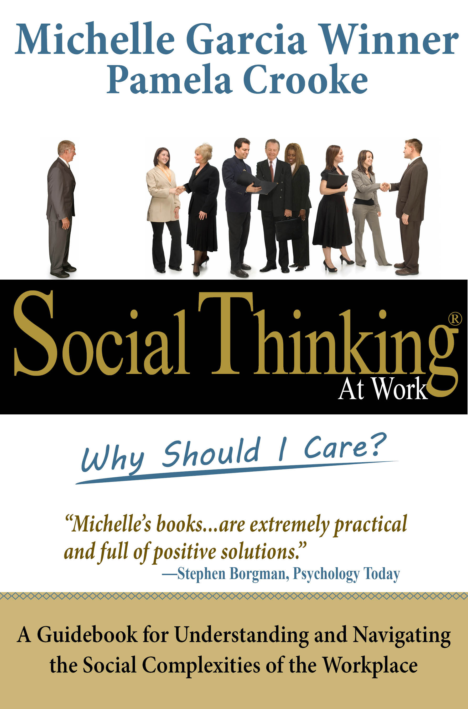 Excerpt From Social Thinking At Work The North River Press