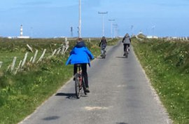 Bike Hire on North Ronaldsay