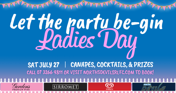 Norths Devils Ladies Day