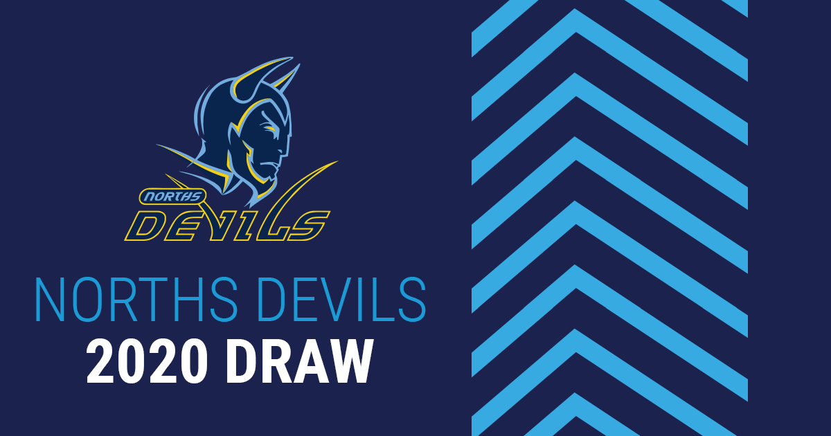 Norths Devils 2020 Draw Released