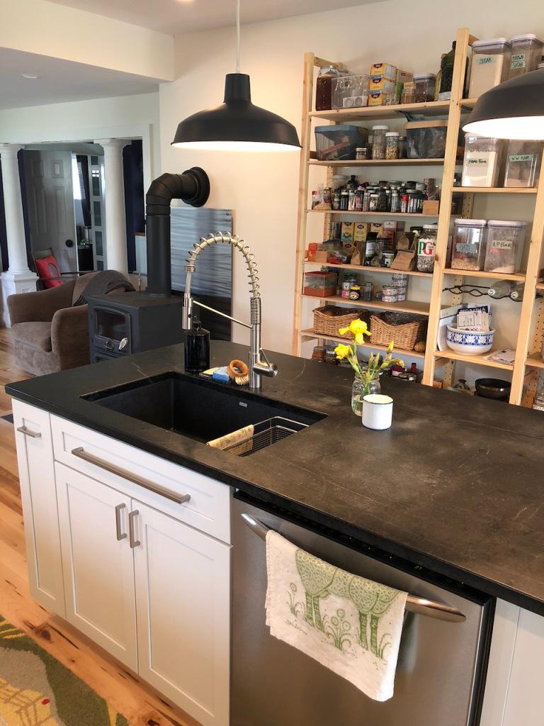 Winooski Vermont Kitchen Remodel