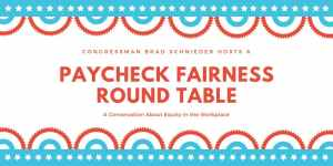 Paycheck Fairness Roundtable @ Glenview Village Hall | Glenview | Illinois | United States