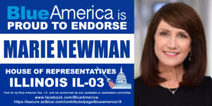 Canvass for Marie Newman @ Backlot Coffee | Chicago | Illinois | United States