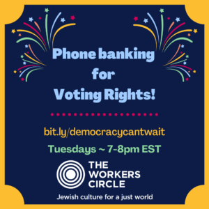 Phone Banking with the Center for Common Ground @ Online