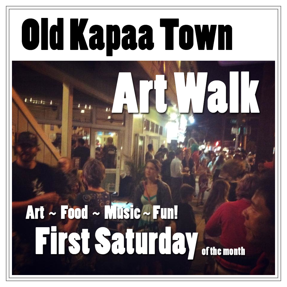 Old Kapaa Town Art Walk