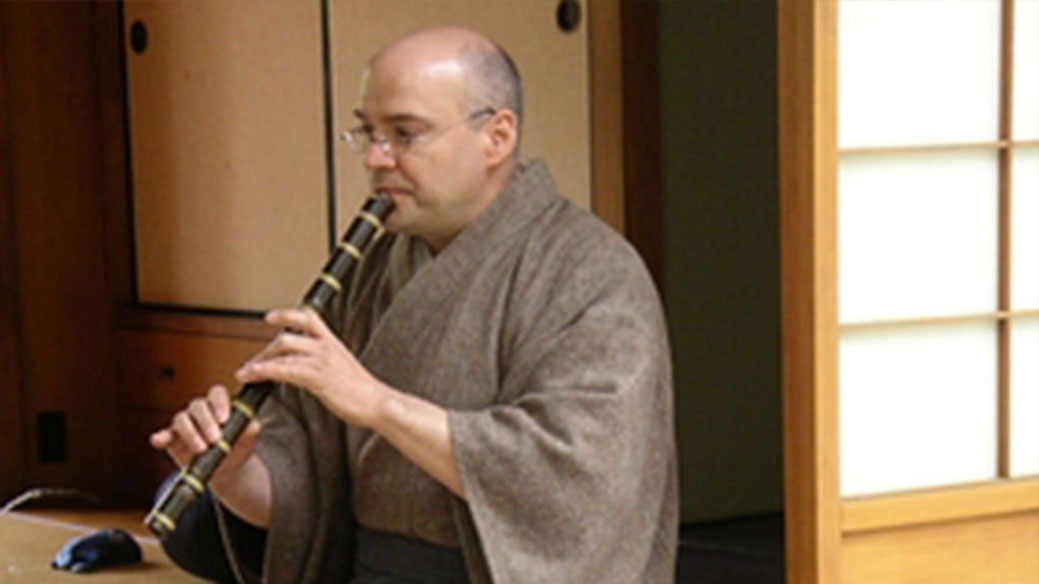Shakuhachi with Daniel Soergel