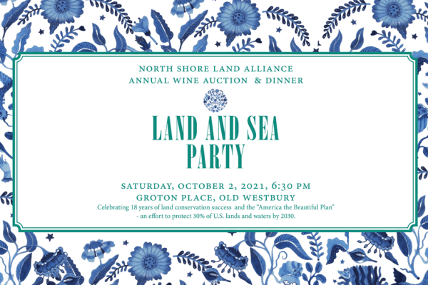 North Shore Land Alliance Wine Auction and Dinner