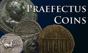 Praefectus Coins logo