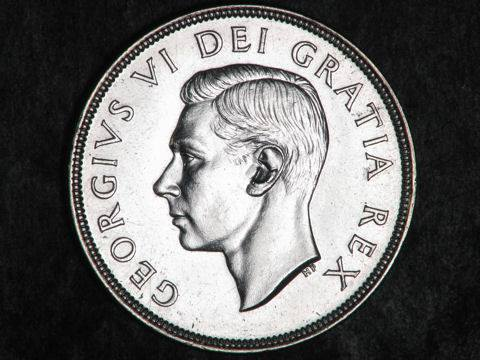 1959 Newfoundland Canada Dollar