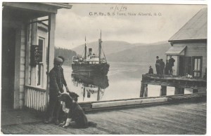 Postcard - New Alberni