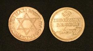 Nazi Zionist Medal