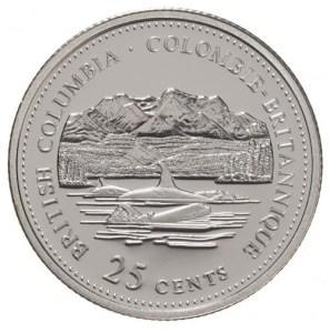 BC 25 Cents