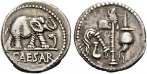 Julius Caesar elephant