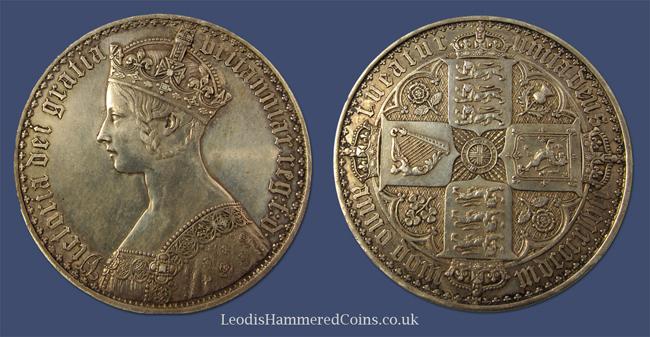 Queen Victoria - Gothic Crown