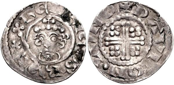 Henry II Short Cross Penny Class 1b1