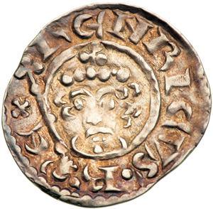 Henry II Short Cross Penny Class 1b o
