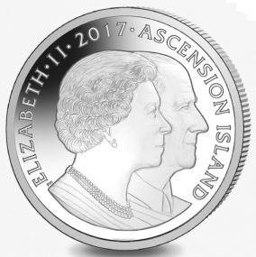 QE II 70th Anniversary - Obverse