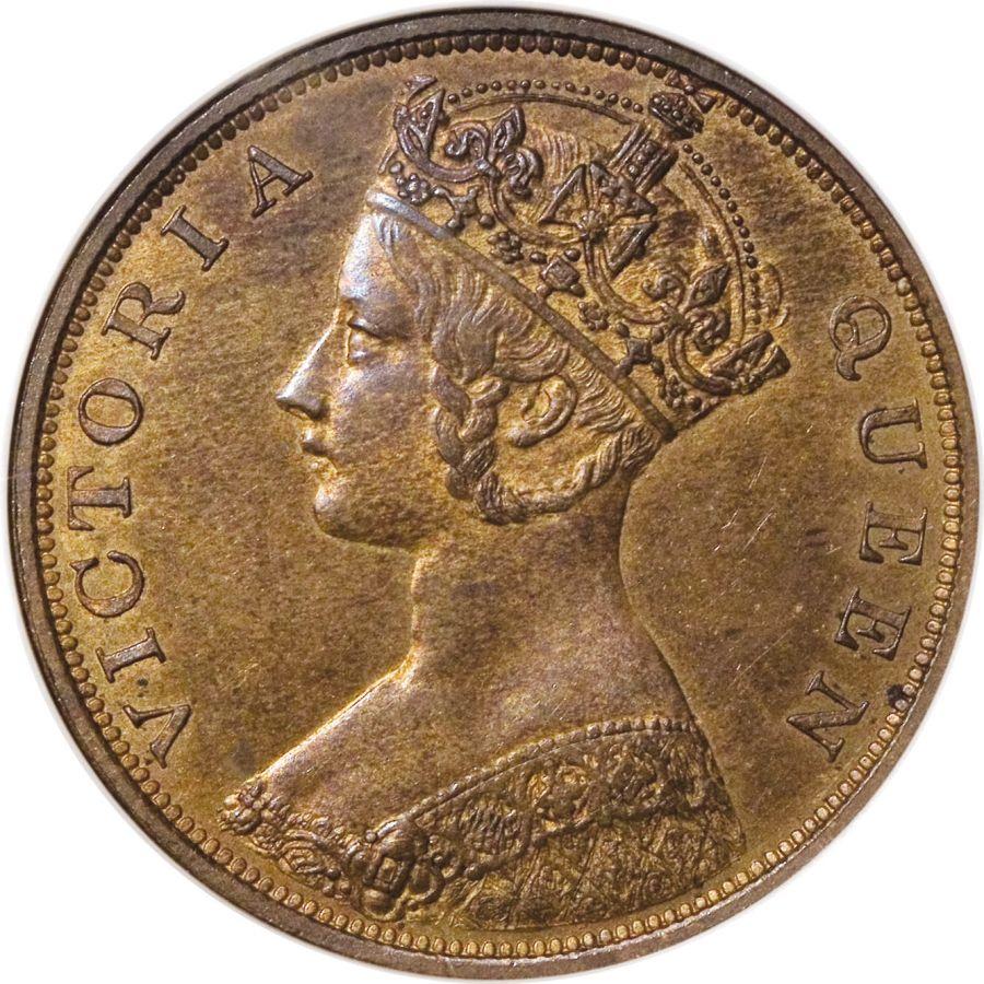 ONE CENT 1863 Victoria