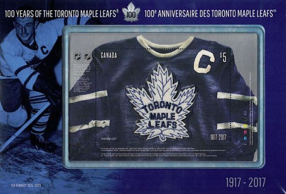 best service 050a0 691bd 100th Anniversary of the Toronto Maple Leafs - North Shore ...