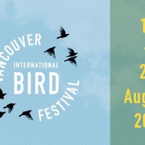 Vancouver Bird Festival 2018