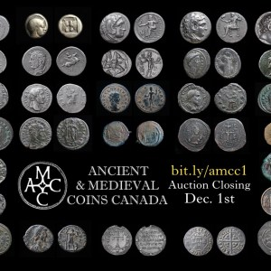 Ancient and Medieval Coins Canada