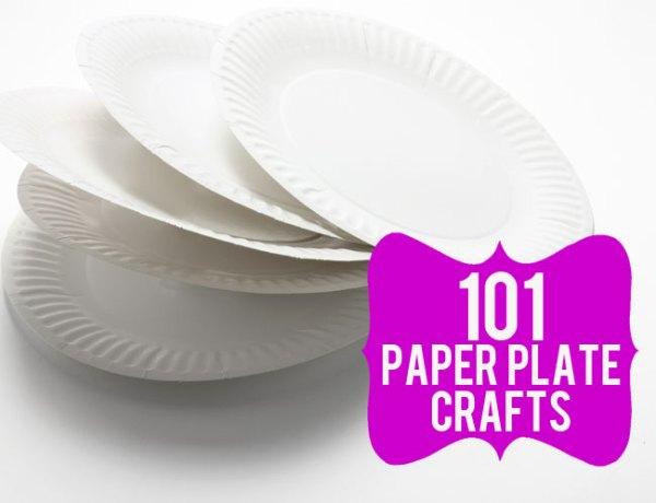 101 Crafts With Paper Plates Northshore Parent