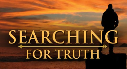 Searching for Truth Video Series