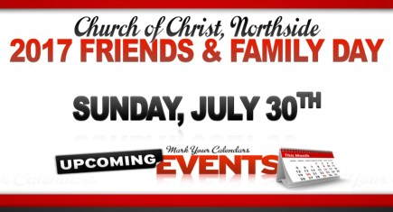 Northside's 2017 Friends & Family Day