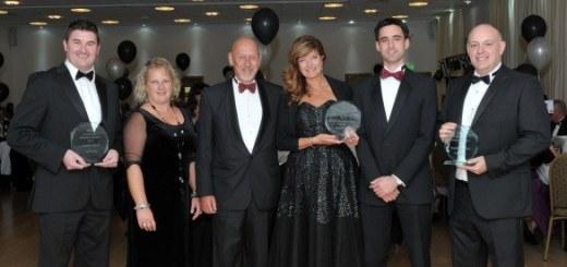 2011 Sian Lloyd-Jones Business Award Winners