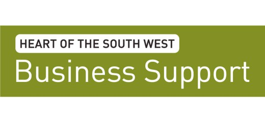 Heart of the South West Business Support logo