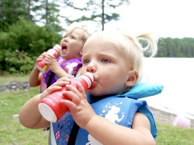 How to Get Your Toddler off The Bottle + Free Checklist
