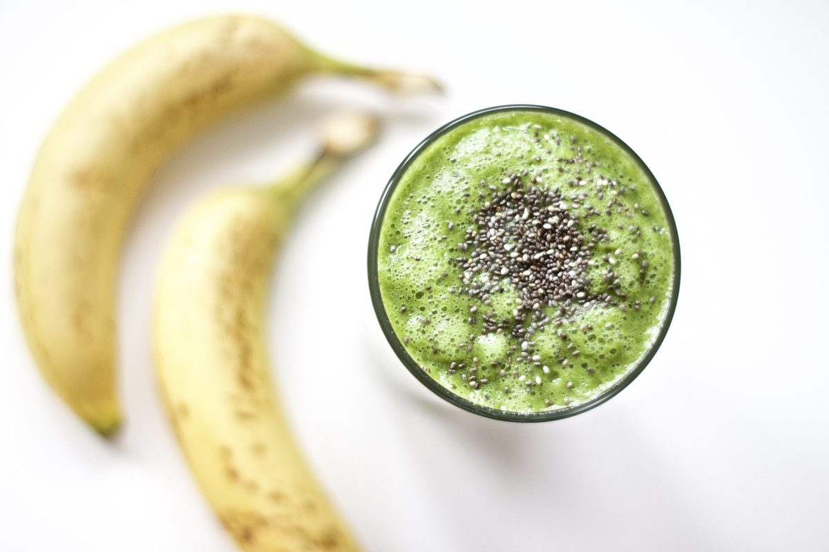 Fat Burning Green Smoothie (Gluten-Free, Vegan, Paleo)