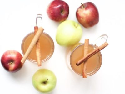 Super Easy Slow Cooker Apple Cider (Gluten-Free, Vegan, Paleo)