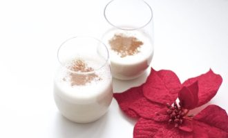 Homemade Eggnog (Gluten-Free, Vegan, Paleo, Whole 30)