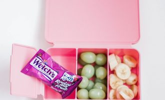 One Week of Easy Lunchbox Ideas For Kids