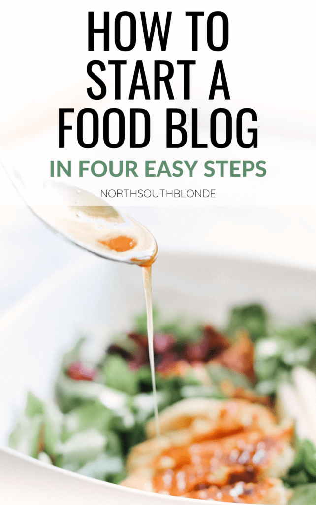 How to Start a Food Blog: A beginners guide to starting a food blog in only four easy steps! Start a blog from scratch using WordPress and a self hosted website and turn your dream into reality. WordPress.org | Self Hosted Website | Food Blog | Recipe Share | WordPress Plugins | Make Money From Home | Work From Home | Earn an Income | Make Money Blogging | Blogging Tips |    Step By Step | Beginners Guide | Bluehost | Food Themes | Food Blogs |