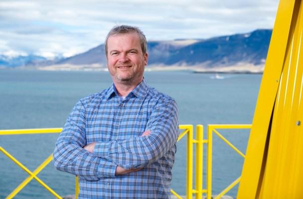 AwareGO Founder Ragnar Sigurðsson