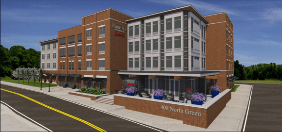 Fairfield by Marriott Downtown Morganton