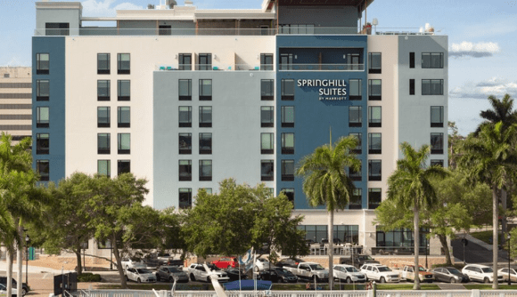 SpringHill Suites by Marriott Bradenton Downtown Riverfront 2